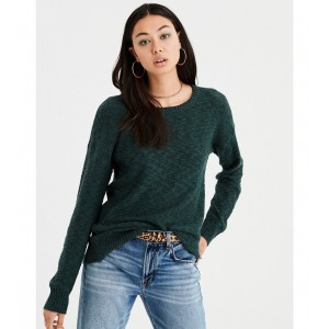 AE Open Back Pullover Sweater