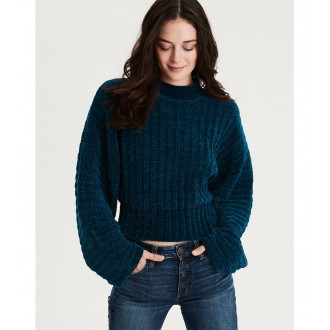 AE Ribbed Super Soft Pullover Sweater