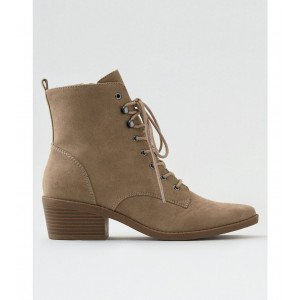 AEO Lace-Up Bootie