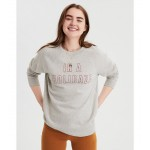 AE Ahhmazingly Soft Graphic Sweatshirt