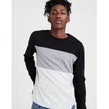 AE Long Sleeve Colorblock T-Shirt