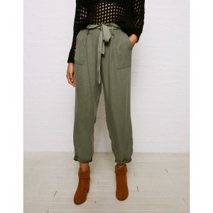 Don't Ask Why Tie Waist Pant