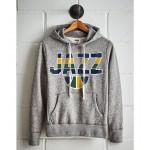 Tailgate Men's Utah Jazz Fleece Hoodie