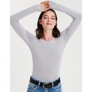 AE Soft & Sexy Long Sleeve Bodysuit