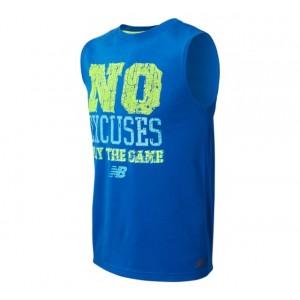 Boys Sleeveless Graphic Shirt