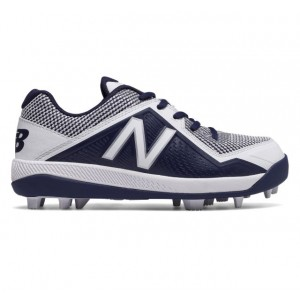 Kids Low-Cut 4040v4 Rubber Molded Baseball Cleat