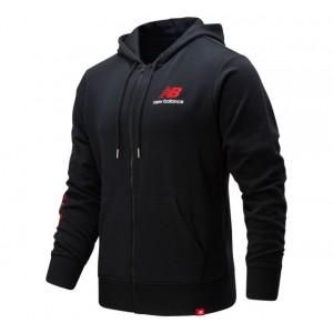 Mens Essentials Icon FZ Fleece Jacket