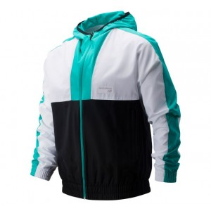 Mens NB Athletics Windbreaker
