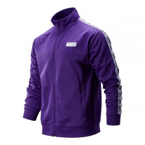 Mens NB Athletics Classic Track Jacket