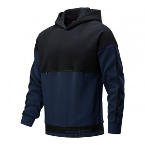 Mens NB Athletics Select Pullover Hoodie