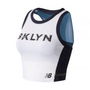 Womens 2019 Brooklyn Half Q Speed Crop Top