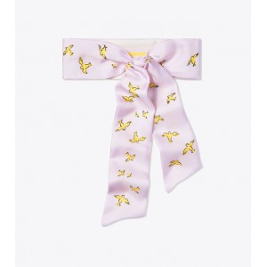 EARLY-BIRD SILK NECKTIE