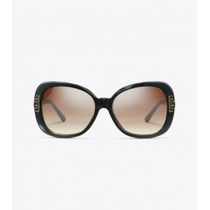 T-TEMPLE BUTTERFLY SUNGLASSES