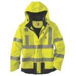 High-Visibility Class 3 Sherwood Jacket