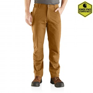 Rugged Flex Steel Double Front Pant