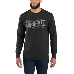 Tilden Graphic Long-Sleeve Shirt