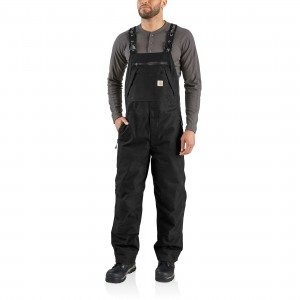 Quick Duck Sawtooth Bib Overall