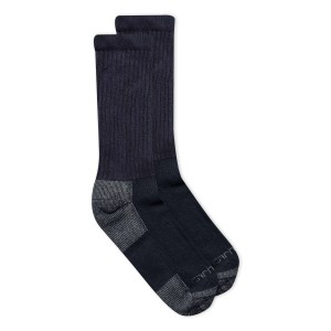 3 Pack All Season Cotton Crew Sock