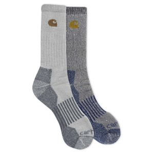 Wool Blend Crew Sock 4 Pack