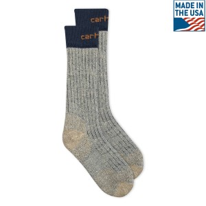 Steel Toe Arctic Wool Boot Sock