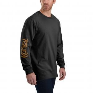 Hurley x Carhartt Unisex Long-Sleeve T-Shirt