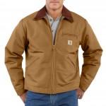 Duck Detroit Blanket-Lined Jacket