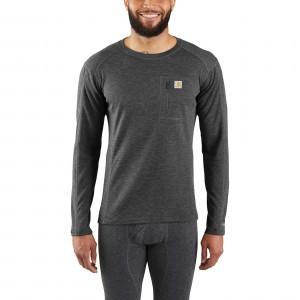 Base Force Heavyweight Poly-Wool Crew