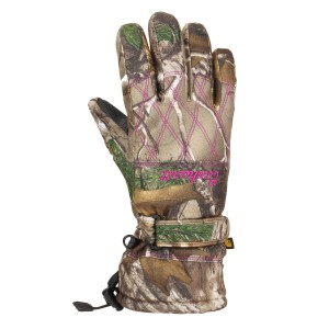Camo Gauntlet Insulated Glove