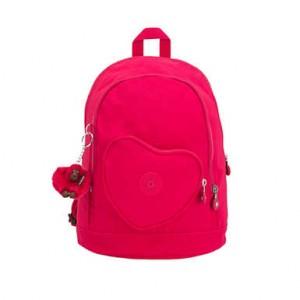 HeartPrinted Kids Backpack