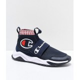 Champion Rally Pro Navy & White Shoes