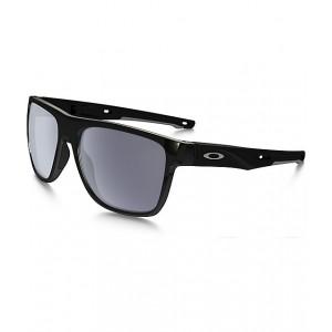 Oakley Crossrange XL Black & Grey Sunglasses