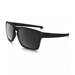 Oakley Sliver XL PRIZM Matte Black Polarized Sunglasses
