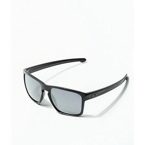 Oakley Sliver XL Polished Black & Iridium Sunglasses
