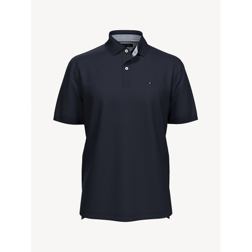 타미힐피거 Classic Fit Essential Solid Polo