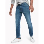 Tapered Fit Essential Green Cast Jean
