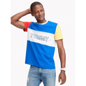 Essential Colorblock Logo T-Shirt
