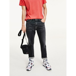 Mid Rise Straight Fit Jean