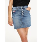 100% Recycled Denim Skirt