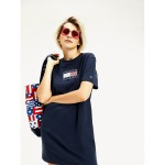 Organic Cotton Tommy T-Shirt Dress