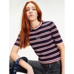 Organic Cotton Stripe Sweater