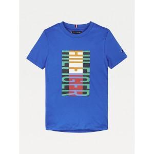 TH Kids Hilfiger Flag T-Shirt