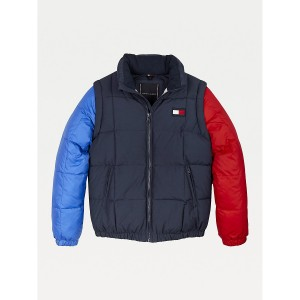 TH Kids Removable Sleeve Jacket