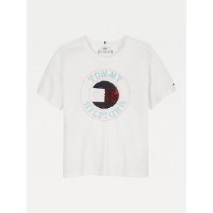 TH Kids Organic Cotton Sequin T-Shirt