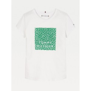 TH Kids Organic Cotton Flower T-Shirt