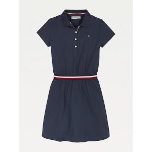 TH Kids Organic Cotton Polo Dress