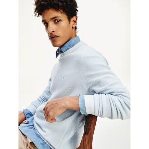 Mouline Cotton Sweater