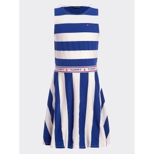 TH Kids Sleeveless Stripe Dress