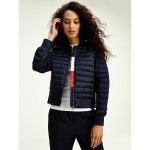 Icon Puffer Bomber Jacket