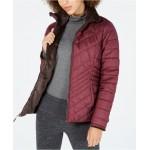Mossbud Fleece-Lined Reversible Jacket