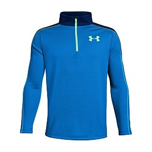 Big Boys UA Tech Half-Zip Shirt